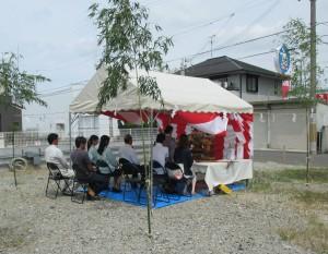 東12地鎮祭IMG_7154